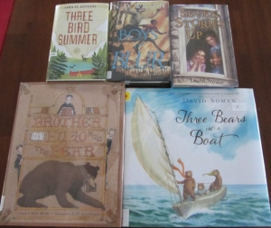 First Summer Books!